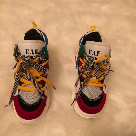 Shoes   Eaf Fashion Sneakers   Poshmark